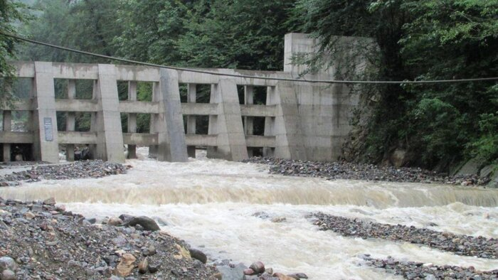 مهار سیلابهای غرب مازندران با افزایش طرحهای آبخیزداری